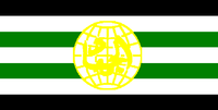 vlajka Harakat-ul-Mujahideen