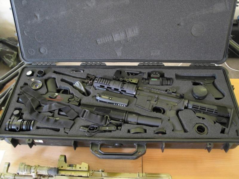 Special Operations Group (SOG) - výzbroj